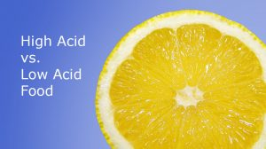 High Acid Lemon Picture