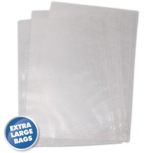 Weston Large 15 x 18 food vacuum sealer bags