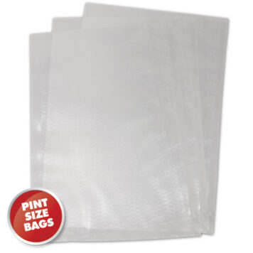 Weston Pint 6 x 10 Vacuum Bags (100 count)