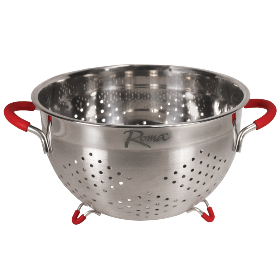 Weston 5.5 Quart Stainless Steel Colander