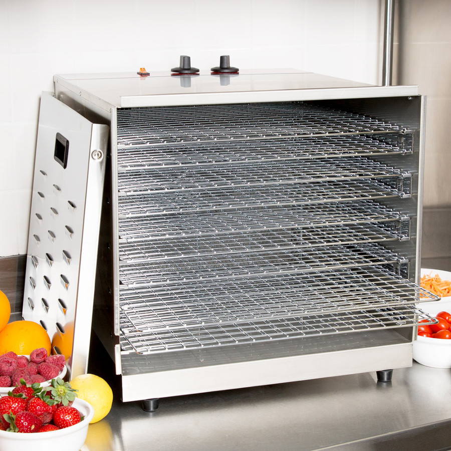 Weston Stainless Steel Food Dehydrator