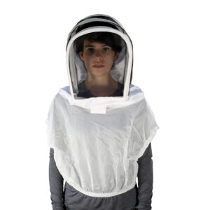 Fencing Veil Zippered Bee Vest