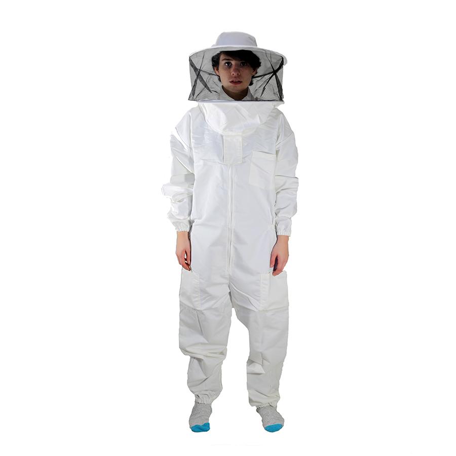 Round Veil Beekeeper Suit