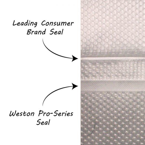 Weston Pro-Series Seal