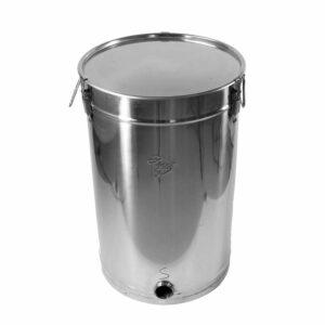 100kg Honey Tank - Stainless Steel