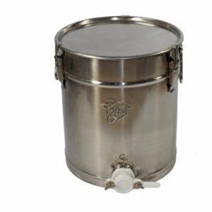 30kg Honey Tank - Stainless Steel
