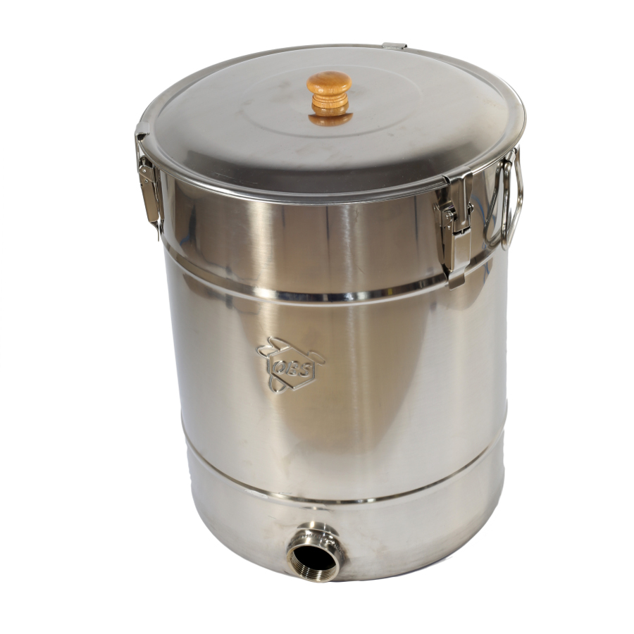 Stainless Steel 50kg Honey Tank