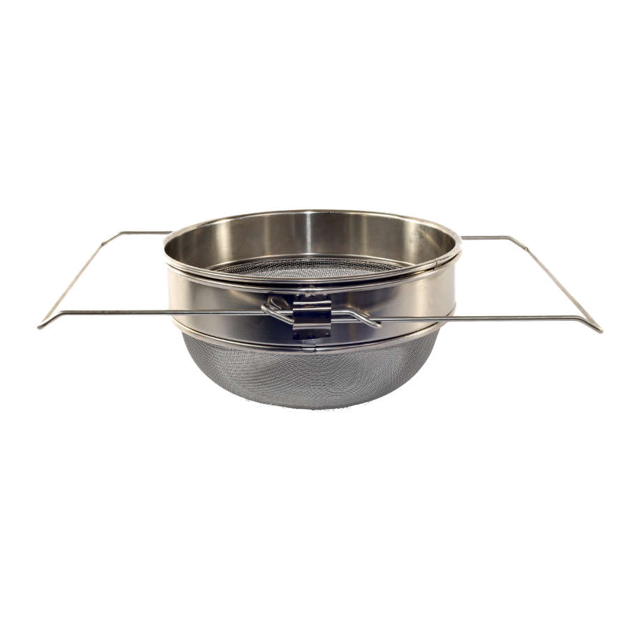 Honey Sieve - Stainless Steel
