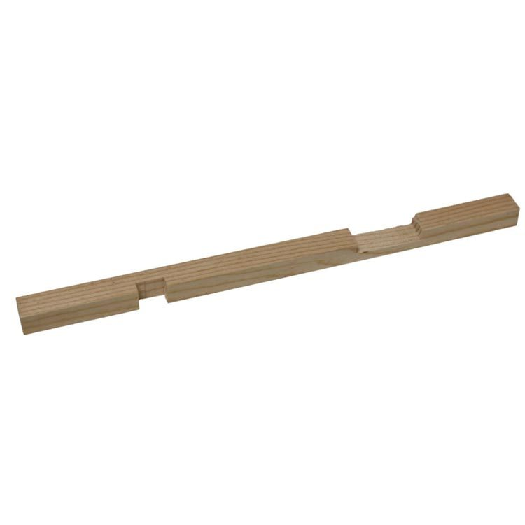 Wooden Entrance Reducer for Bee Hive