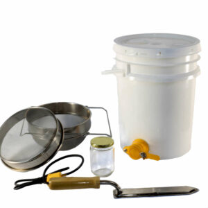 Harvesting Tools & Containers