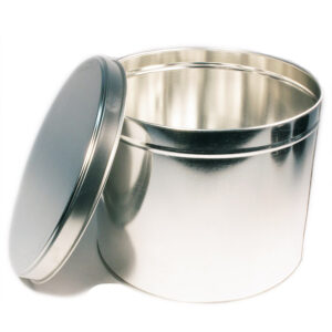 Wells Can Specialty Tin Canister 5kg Slip Cover