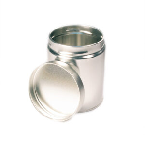 Wells Can Canister Specialty Tins 1/2Kg Screw Top