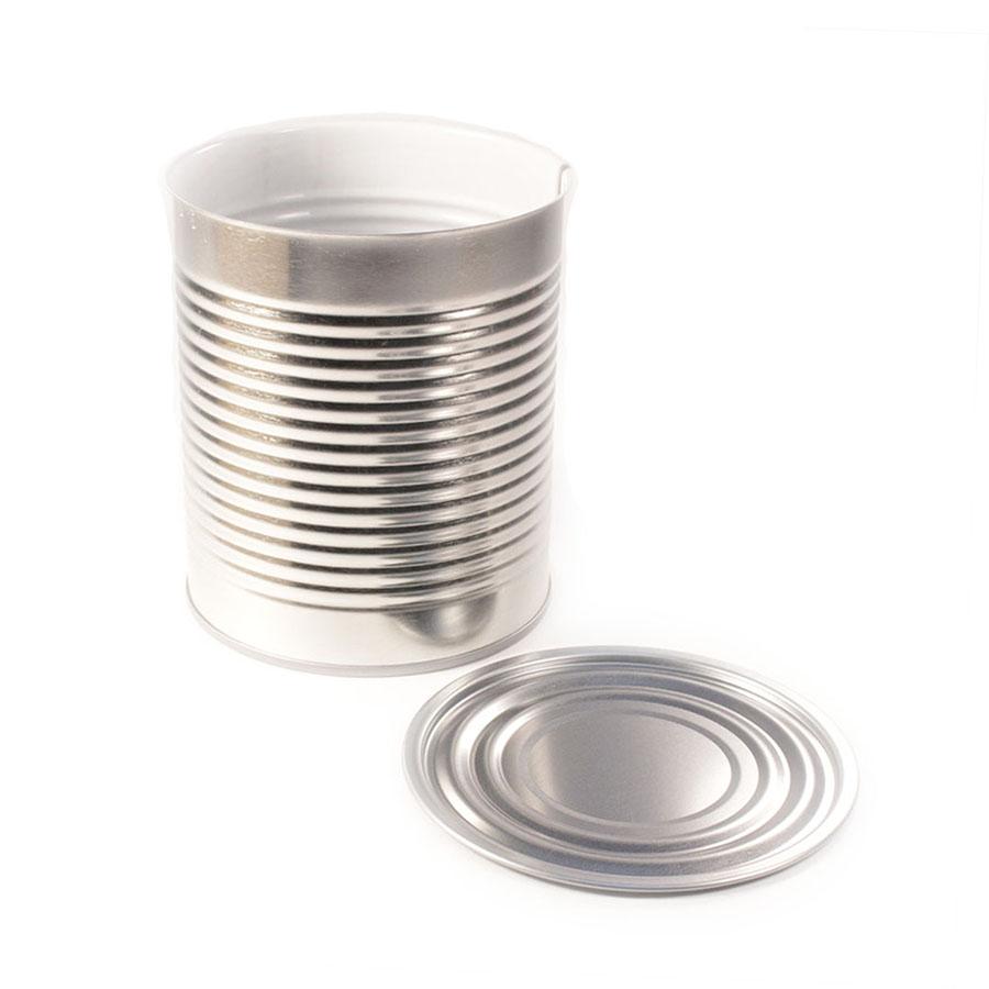28oz 401 Food Cans and Regular Lids