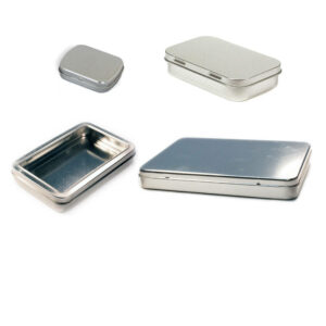 Hinged Tins