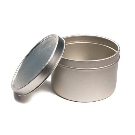 8oz Deep Slip Cover Seamless Tin