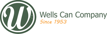 Wells Can Company Since 1953 Logo