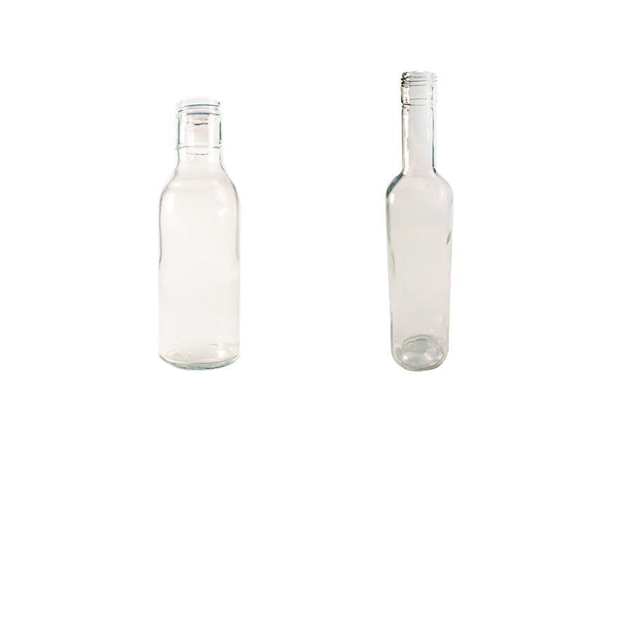 Sauce & Cider Bottles