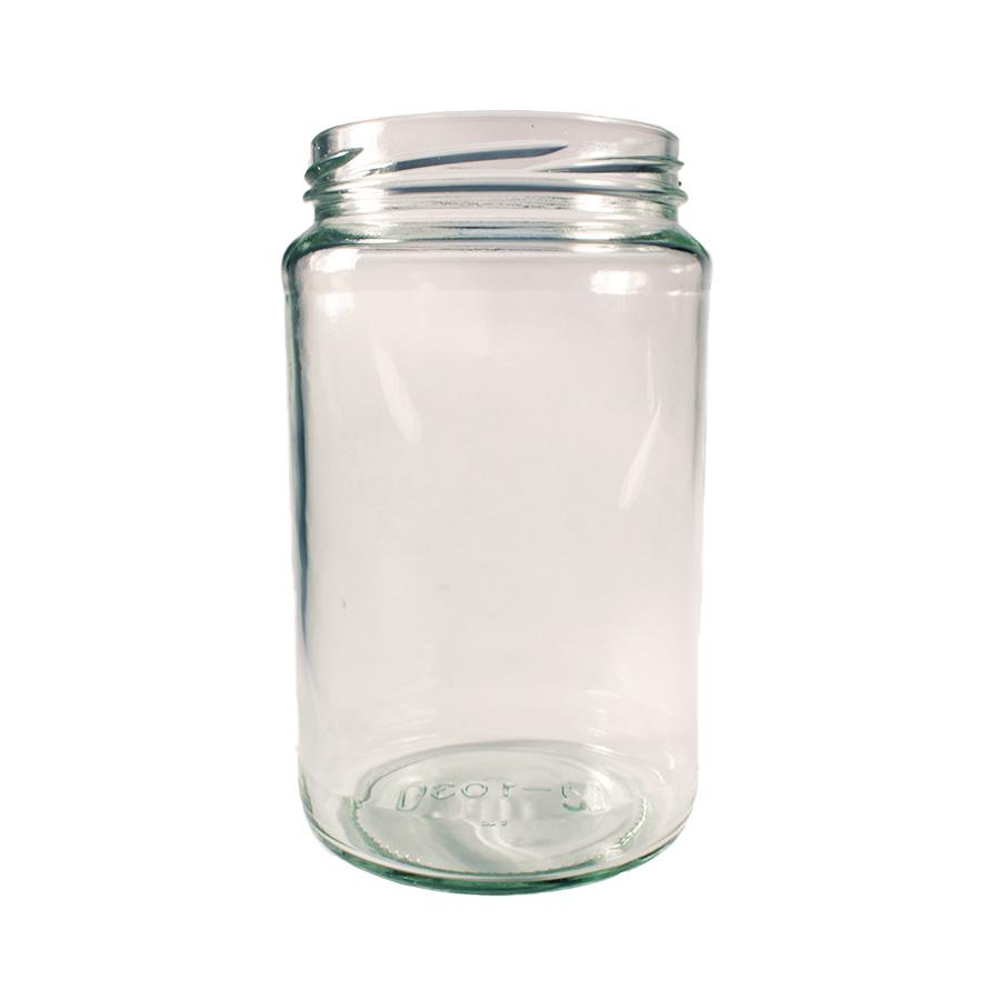 Ml Glass Jars With Lids