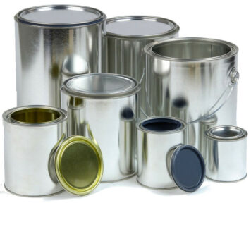 Industrial Cans & Pails
