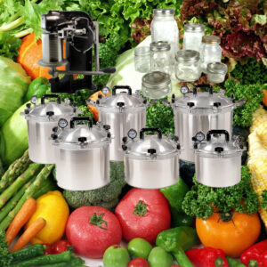 Food Preservation / Canning & Equipment