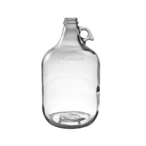 wellscan-128oz-one-gallon-flint-jar-with-handle-38ct-screw-top-A