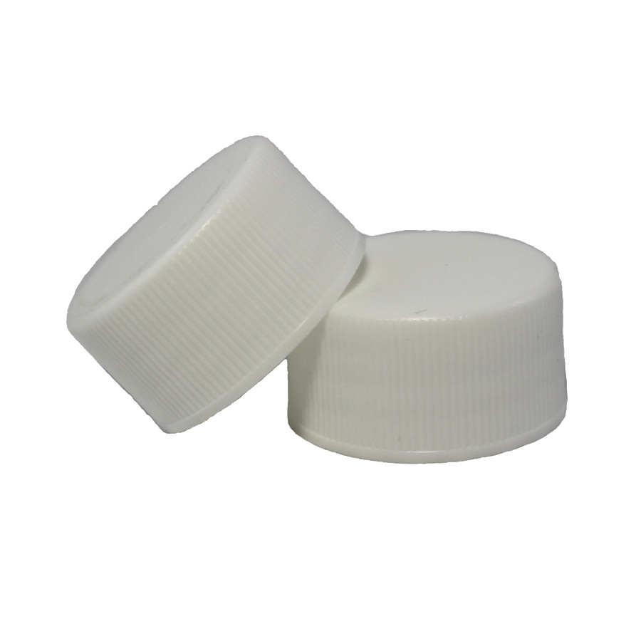 wellscan-24-414-white-plastic-cap-foam-liner-B