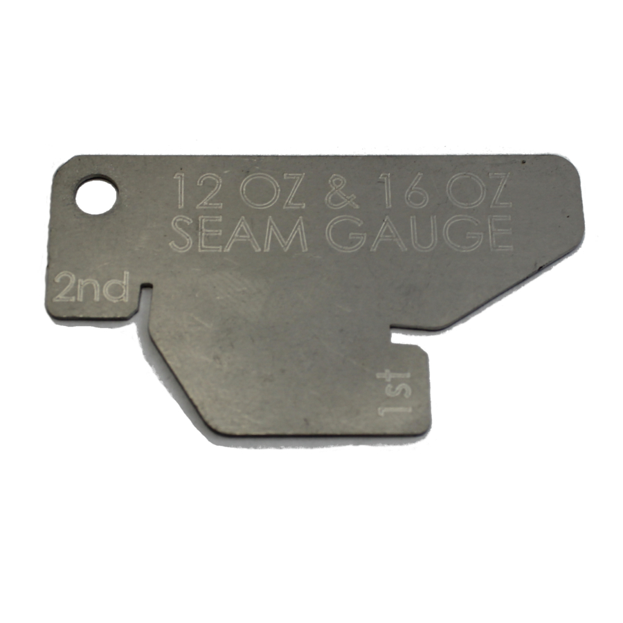 Beer Can Seam Gauge