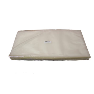 """Wells Can 4mill 11"""" x 22"""" Dual Channel Food Vacuum Bag"""