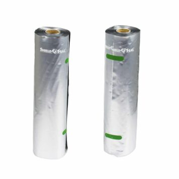 Shield N Seal 11″x19.5′ Metallic/Metallic 4mil Vacuum Roll