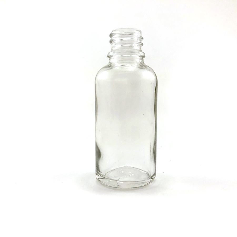 30ml clear dropper bottle18-415ct
