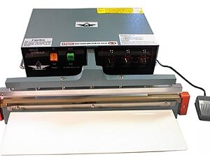 "Impulse Sealer 18"" Seal Bar with 10mm heat seal AIE-410A1"