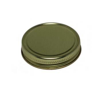 Gold Metal 58-400 Lid with Standard Plastisol Liner
