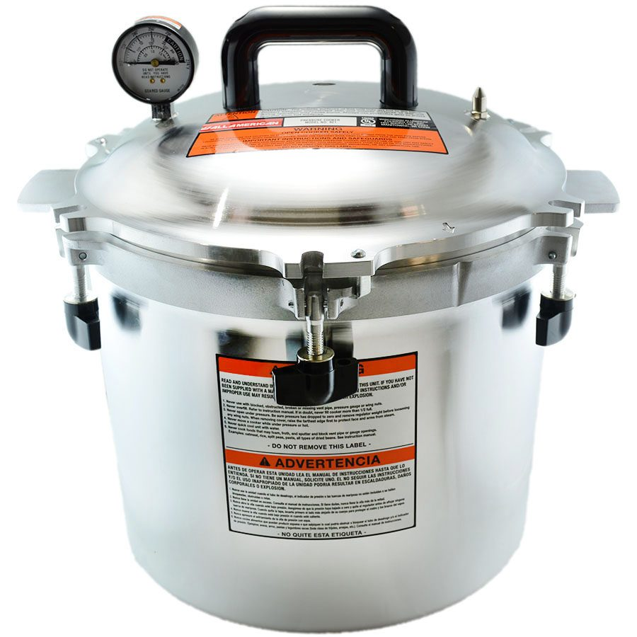 WA0921 Pressure Canner 921 Wells Can