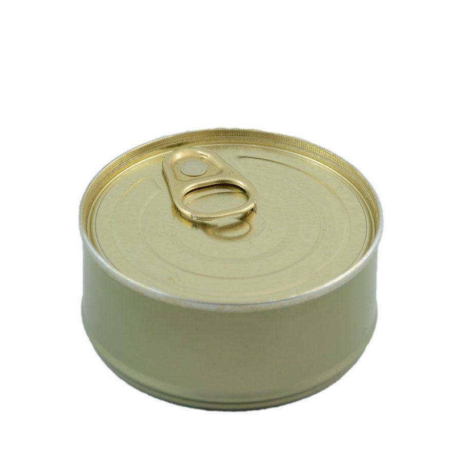 4oz Tuna Can wells can