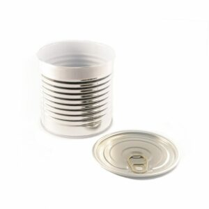 13oz Food Cans with easy-open (EZO) lids