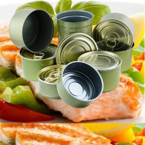 Seafoods, Salmon & Tuna Fish Cans