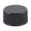 24-414 Black Plastic Cap Foam Liner