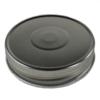 70CT One Piece Silver Metal RM Mason Jar Lid