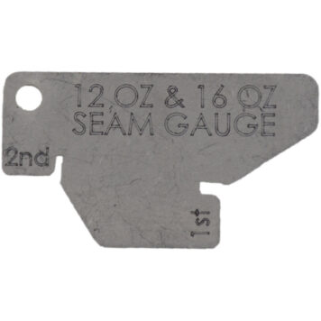 WA Part – Seam Gauge