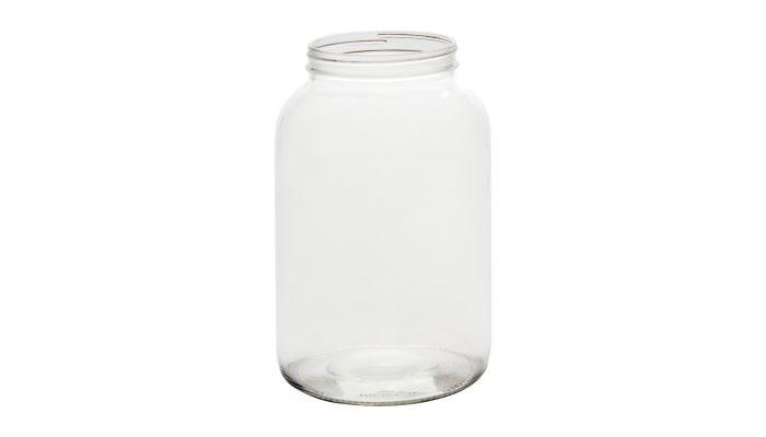 1 Gallon Plain Jar 110mm Finish