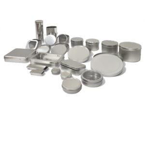 Metal Packaging Tins