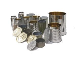 Metal Food & Beverage Cans