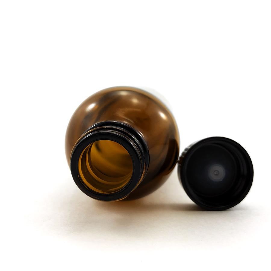wellscan-100ml-amber-boston-metric-round-glass-bottle-24-400
