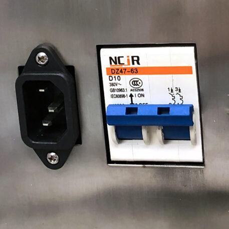 wellscan-band-sealer-stainless steel-plugs