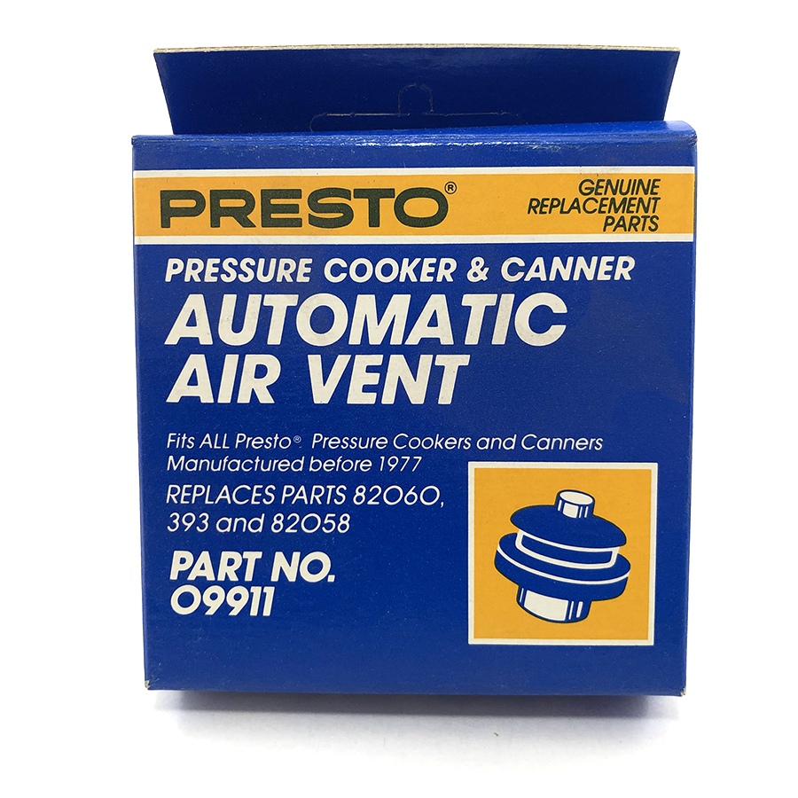 wellscan-Presto-automatic-air vent-prior to 1987
