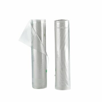 Shield N Seal 11″x19.5′ Clear-Clear 5mil Vacuum Roll